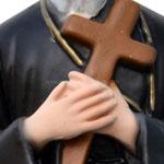statua San Gerardo cm 30 - mani