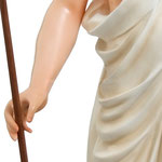 statua Gesù risorto cm 165 -mani