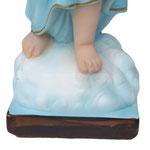 statua SS nome di Gesù cm 45 -base