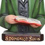 busto San Domenico Savio cm. 18 - base