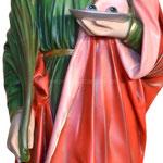 statua Santa Lucia cm 85 - mani