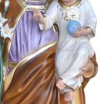 statua San Giuseppe cm. 158 - mani