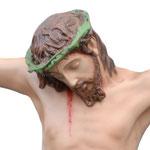 statua corpo di Cristo cm 120 -volto