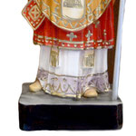 statua San Nicola cm 65 -base