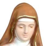 vendita statua Sant Anna in resina cm 30 - volto