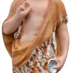 statua San Giovanni Battista cm 30 - mani