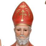 statua San Biagio cm 75 - volto