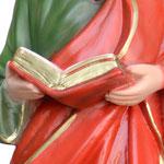 statua San Matteo cm 40 - mani