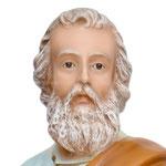 statua San Pietro cm 155 -volto