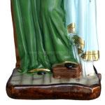 vendita statua Sant' Anna cm. 42 in resina - base