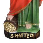 statua San Matteo cm 40 - base