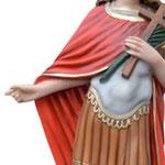 statua San Vito cm 60 -mani