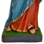 statua Madonna delle Grazie cm 47 - base
