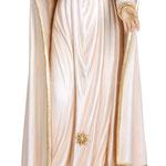 statua Madonna di Fatima V apparizione in legno - busto
