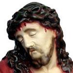 Ecce Homo cm 18 - volto
