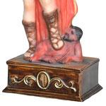statua San Michele cm 30 -base