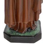 statua Santa Chiara cm 100 - base