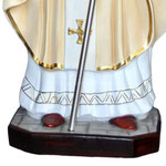 statua San Giovanni Paolo II cm 155 - base