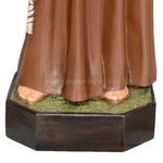 statua San Francesco d' Assisi cm. 150 - base