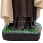 statua Santa Teresa cm 62 - base