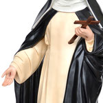 statua Santa Caterina cm 82 - mani