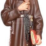 statua San Francesco d' Assisi cm. 42 - mani