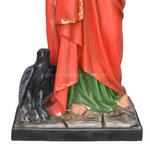 statua San Giovanni evangelista cm 156 - base
