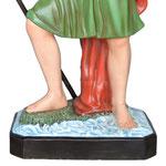 statua San Cristoforo cm 120 - base