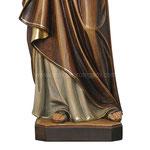 statua San Giuseppe con Bambino in legno - base
