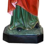 statua Santa Lucia cm 155 - base