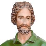statua San Rocco cm 100 -volto