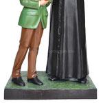 statua San Giovanni Bosco e Domenico Savio cm 170 - base