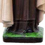 statua Santa Teresa cm 40 -base