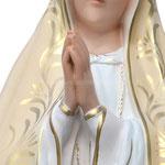 statua Madonna di Fatima cm 85- mani