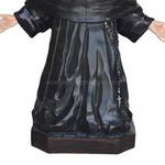 statua Santa Faustina Kowalska cm 125 - base