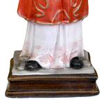 statua Santo Stefano cm 30 -base