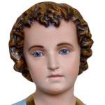 statua SS nome di Gesù cm 85 -volto
