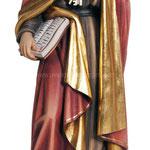 statua San Pietro in legno - busto