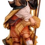 statua Sant' Isidoro in legno - busto