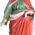 statua Santa Lucia cm 130 - mani