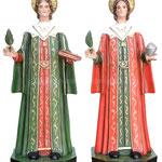statua Santi Cosma e Damiano cm 80 - mani