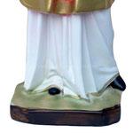statua San Lorenzo cm 45 - base