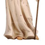 statua angelo indicatore  - piedi
