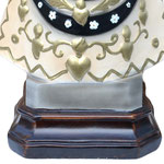 statua Madonna di Loreto cm 55 - base