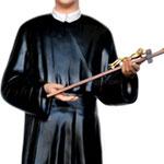statua San Gerardo cm 167 - mani