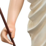 statua Gesù risorto cm 85 -mani