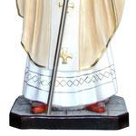 statua San Giovanni Paolo II cm 130 - base