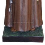 statua San Padre Pio cm 180 - base