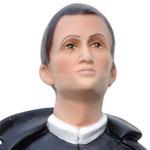 statua San Gerardo cm 60 - volto