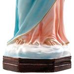 statua Maria Ausiliatrice cm 44 - Base